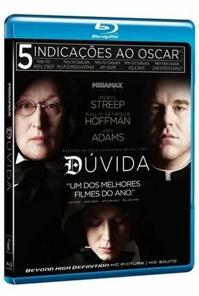 DUVIDA - BLURAY
