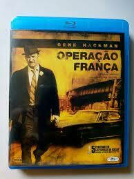 OPERACAO FRANCA - BLURAY
