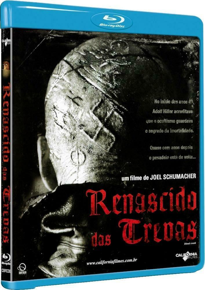 RENASCIDO DAS TREVAS - BLURAY