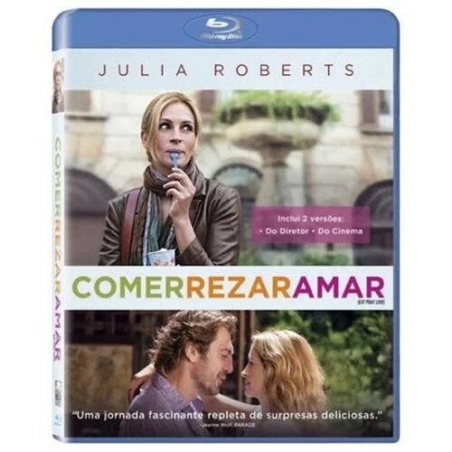COMER, REZAR E AMAR - BLURAY