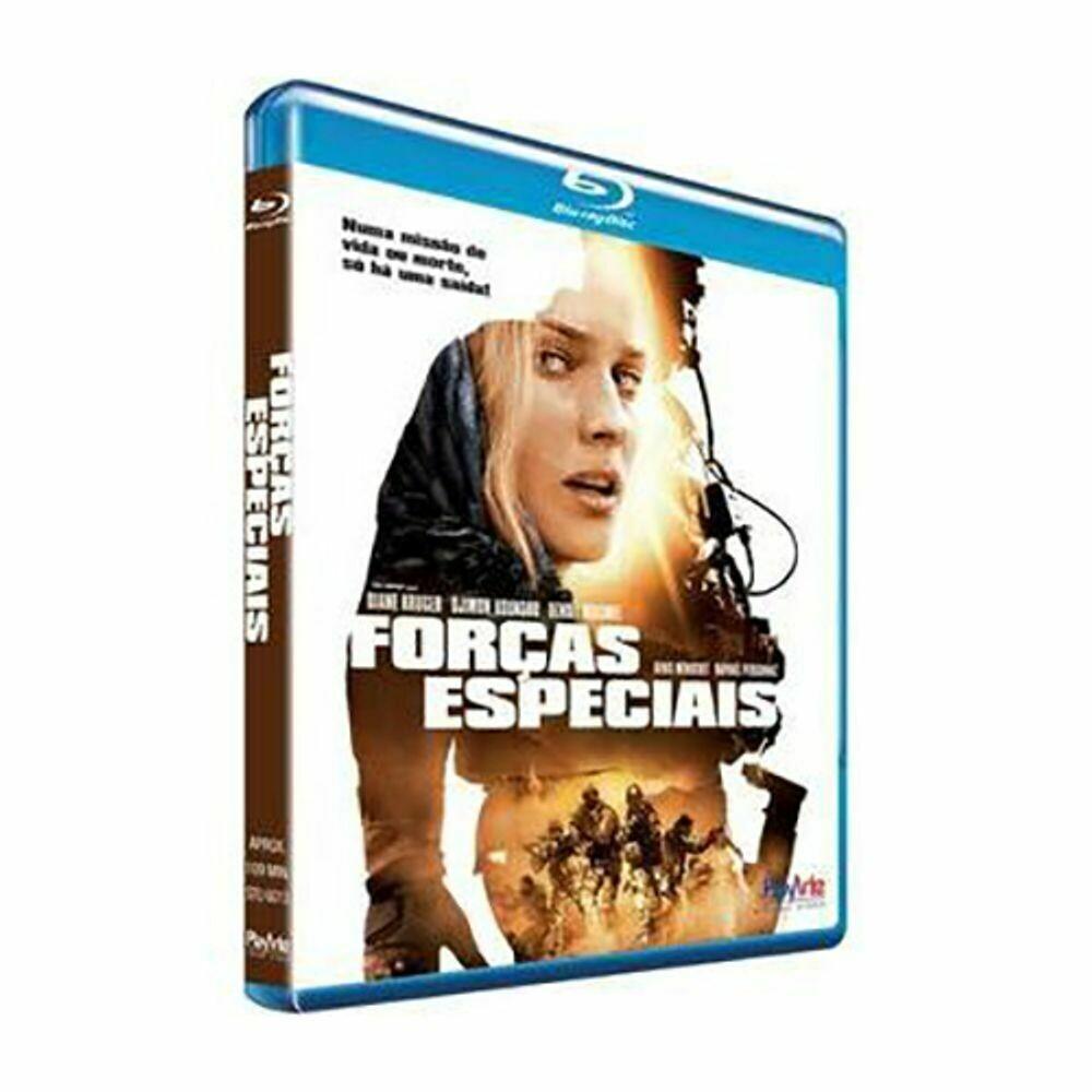 FORCAS ESPECIAIS - BLURAY