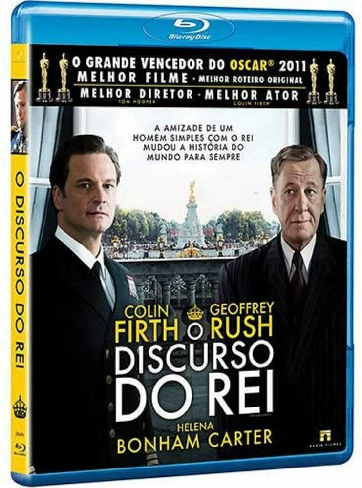 O DISCURSO DO REI - BLURAY
