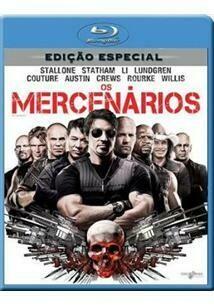 OS MERCENARIOS - BLURAY