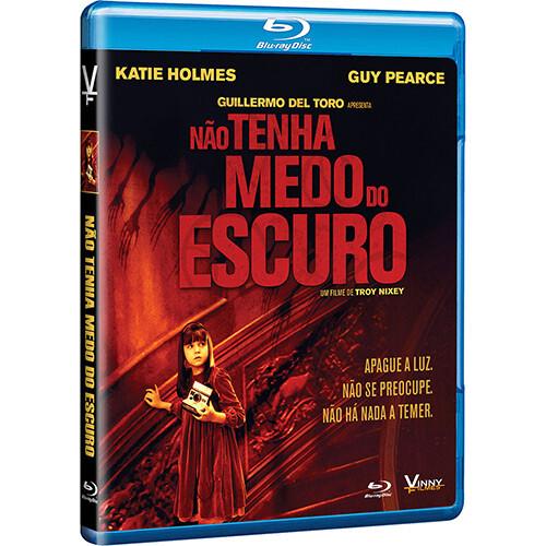 NAO TENHA MEDO DO ESCURO - BLURAY
