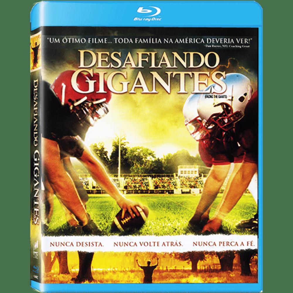 DESAFIANDO GIGANTES - BLURAY