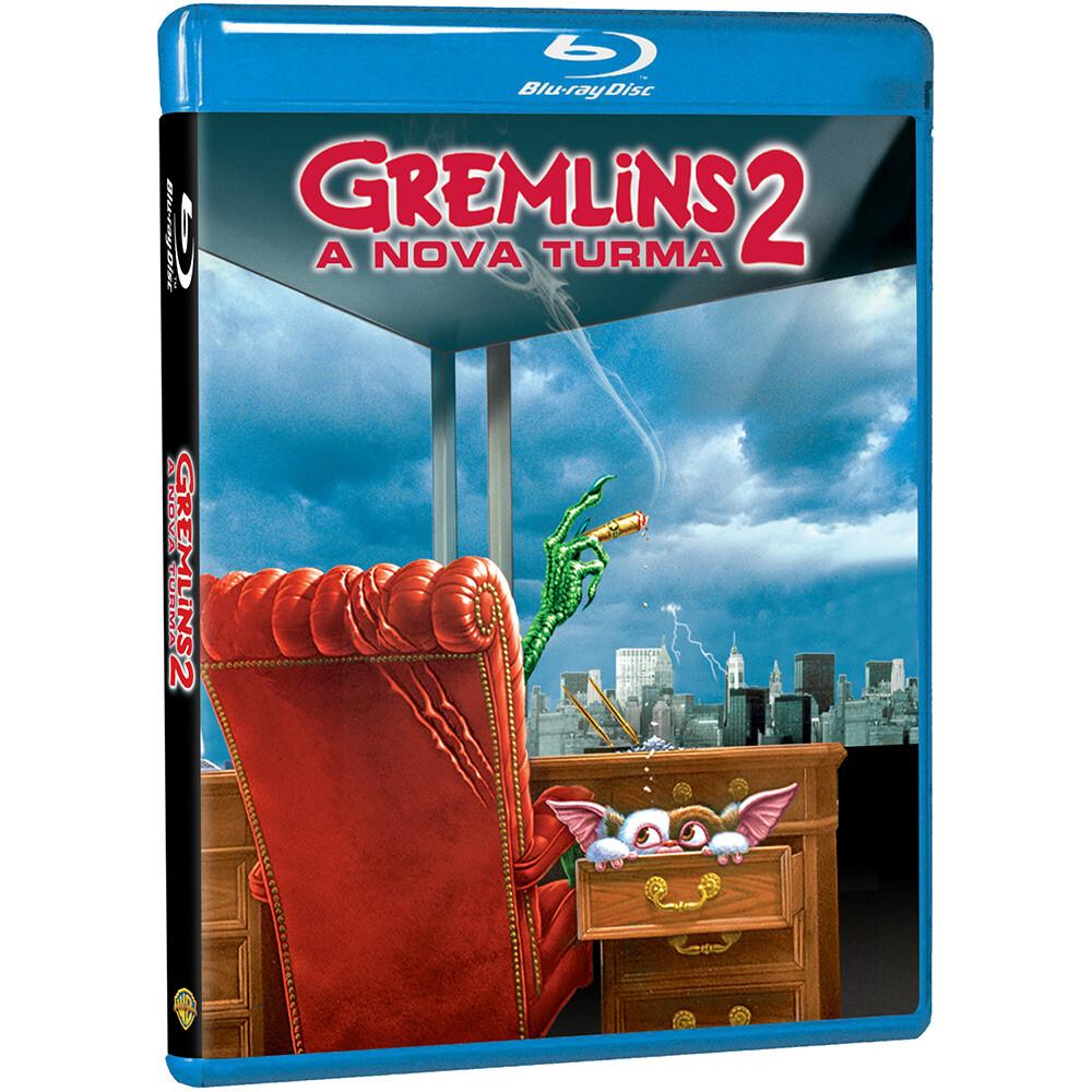 GREMLINS 2 - BLURAY