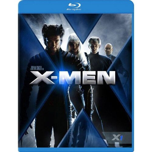 X MEN - O FILME - BLURAY