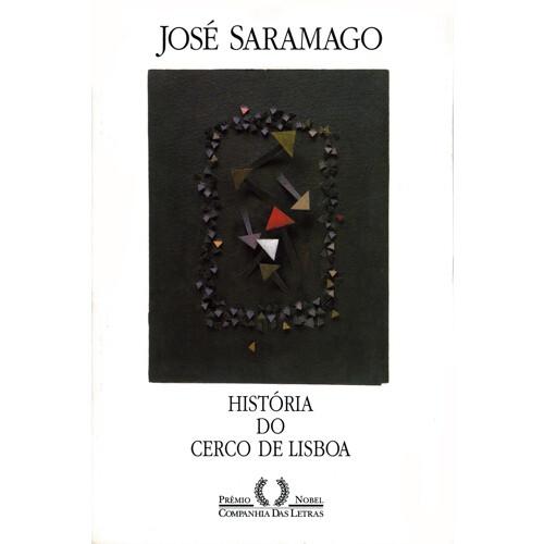 HISTORIA DO CERCO DE LISBOA - JOSE SARAMAGO