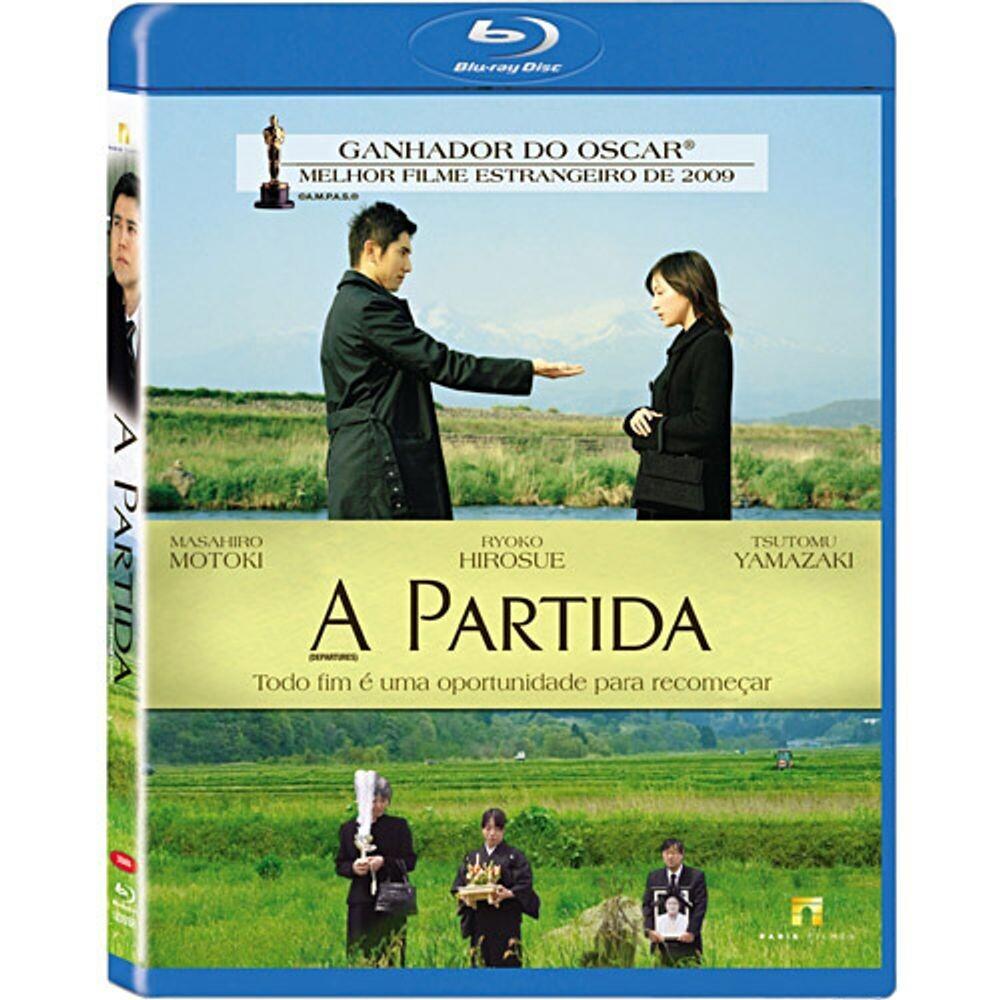 A PARTIDA - BLURAY