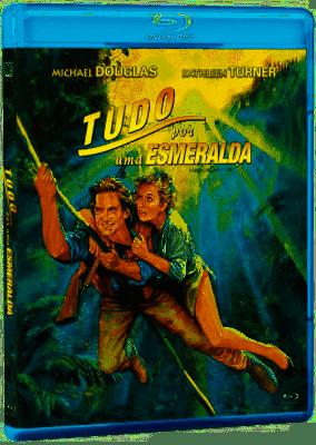 TUDO POR UMA ESMERALDA - BLURAY