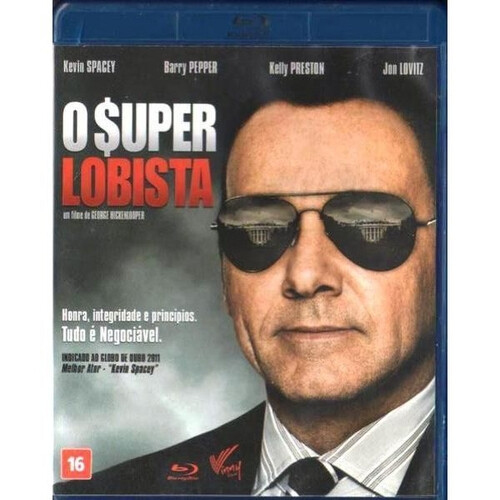 O SUPER LOBISTA - BLURAY