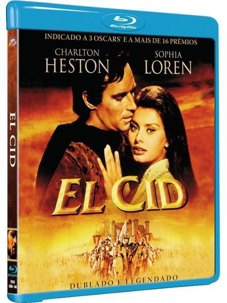 EL CID - BLURAY
