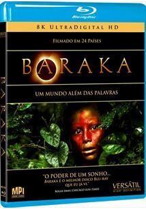 BARAKA - BLURAY