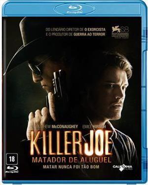 KILLER JOE - MATADOR DE ALUGUEL - BLURAY