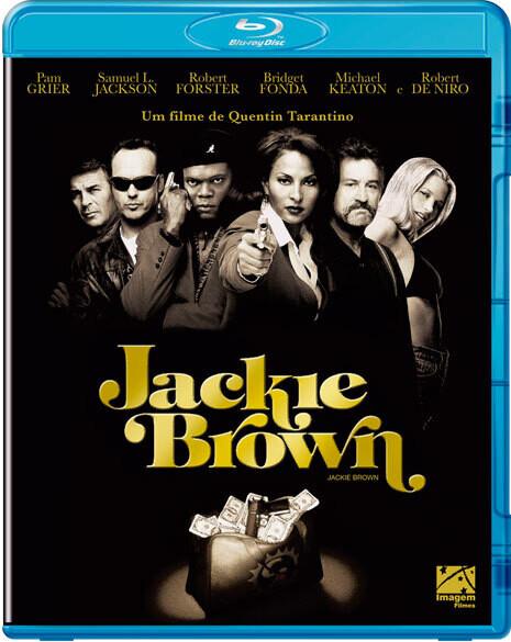 JACKIE BROWN - BLURAY