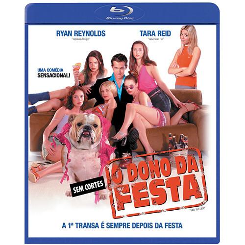 O DONO DA FESTA - BLURAY