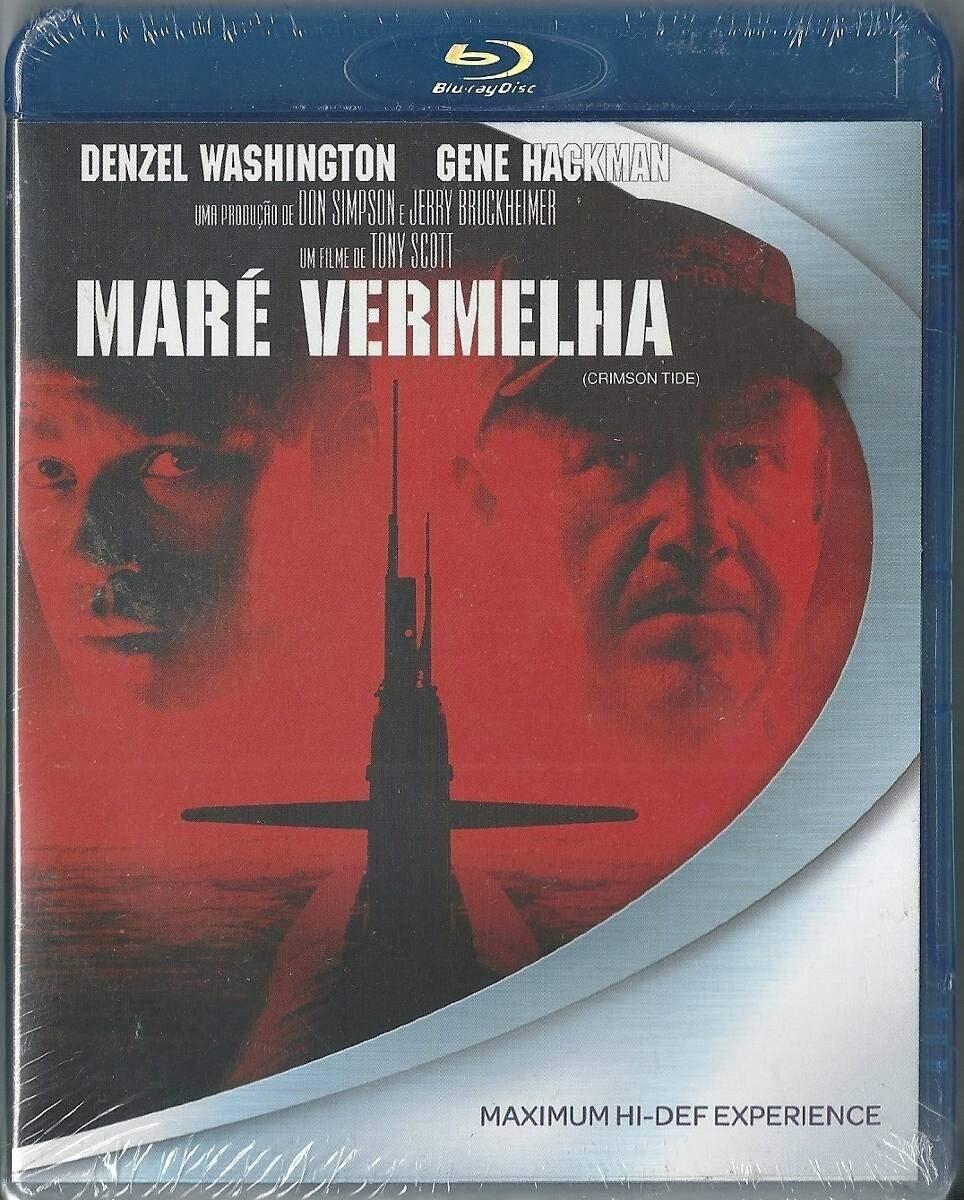 MARE VERMELHA - BLURAY