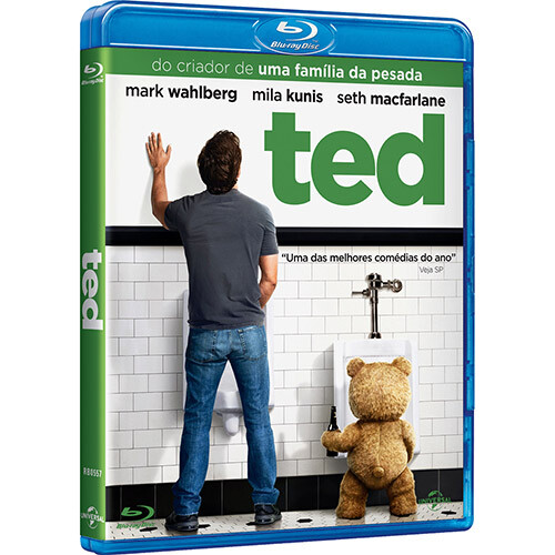 TED - BLURAY