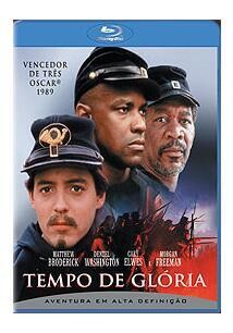 TEMPO DE GLORIA - BLURAY