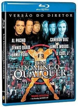 UM DOMINGO QUALQUER - BLURAY