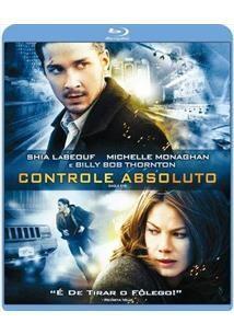 CONTROLE ABSOLUTO - BLURAY
