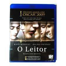 O LEITOR - BLURAY