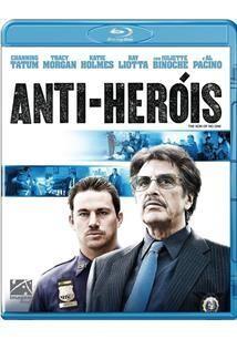 ANTI-HEROIS - BLURAY