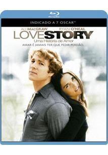 LOVE STORY - BLURAY