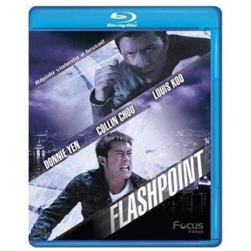 FLASHPOINT - BLURAY