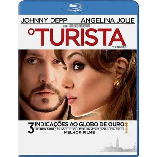 O TURISTA - BLURAY