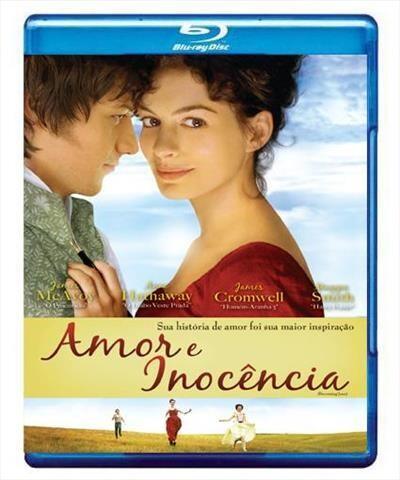 AMOR E INOCENCIA - BLURAY