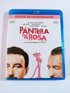 A PANTERA COR DE ROSA - BLURAY