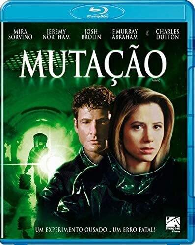 MUTACAO - BLURAY
