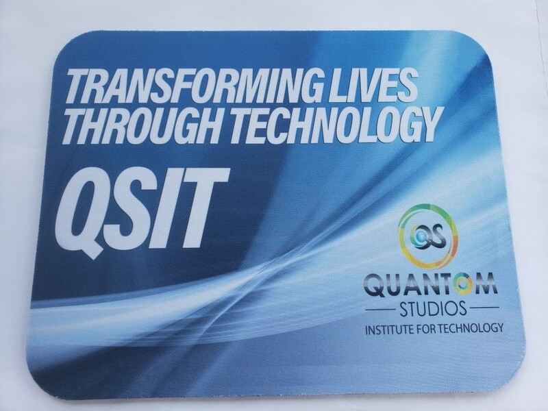 Quantom Studios Mouse Pad