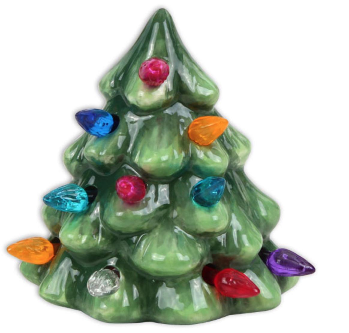 Test Christmas Tree Night Light