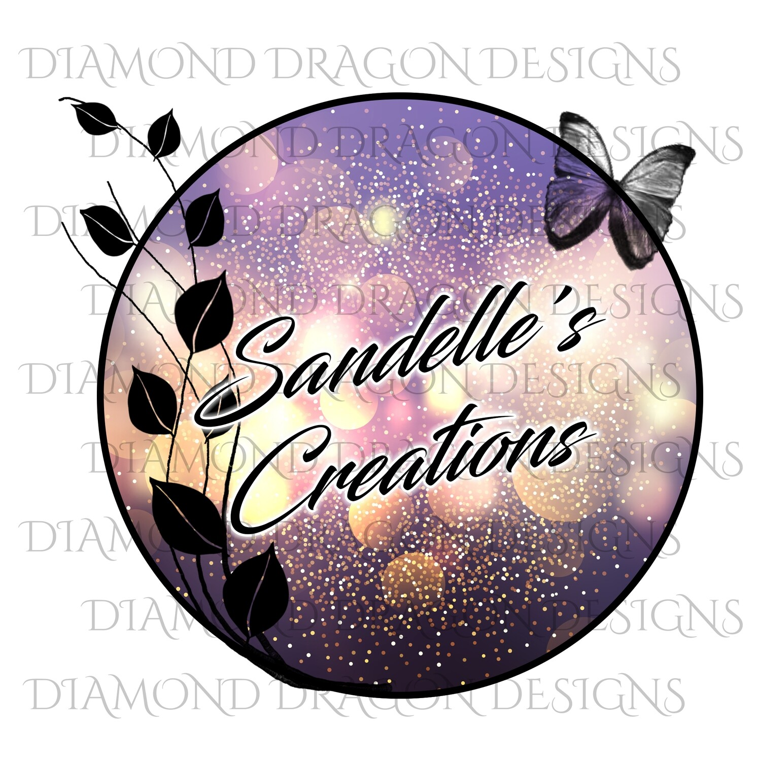 Custom Logo - Custom Business Logo, Digital Image Bundle