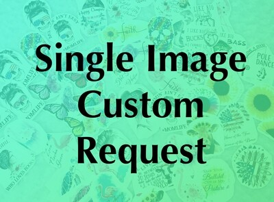 Custom - Single Custom Image, Waterslide