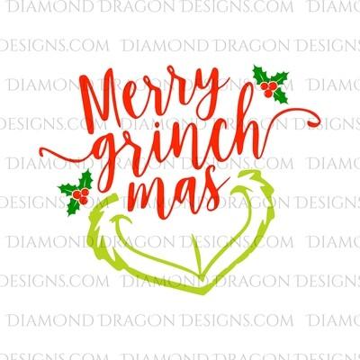 Christmas - Merry Grinchmas, Waterslide
