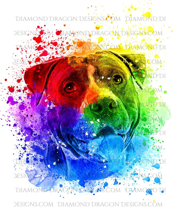 Custom Image - Watercolor YOUR Pet 2, Digital Image