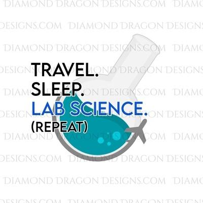 Medical - Travel, Sleep, Lab Science, Waterslide