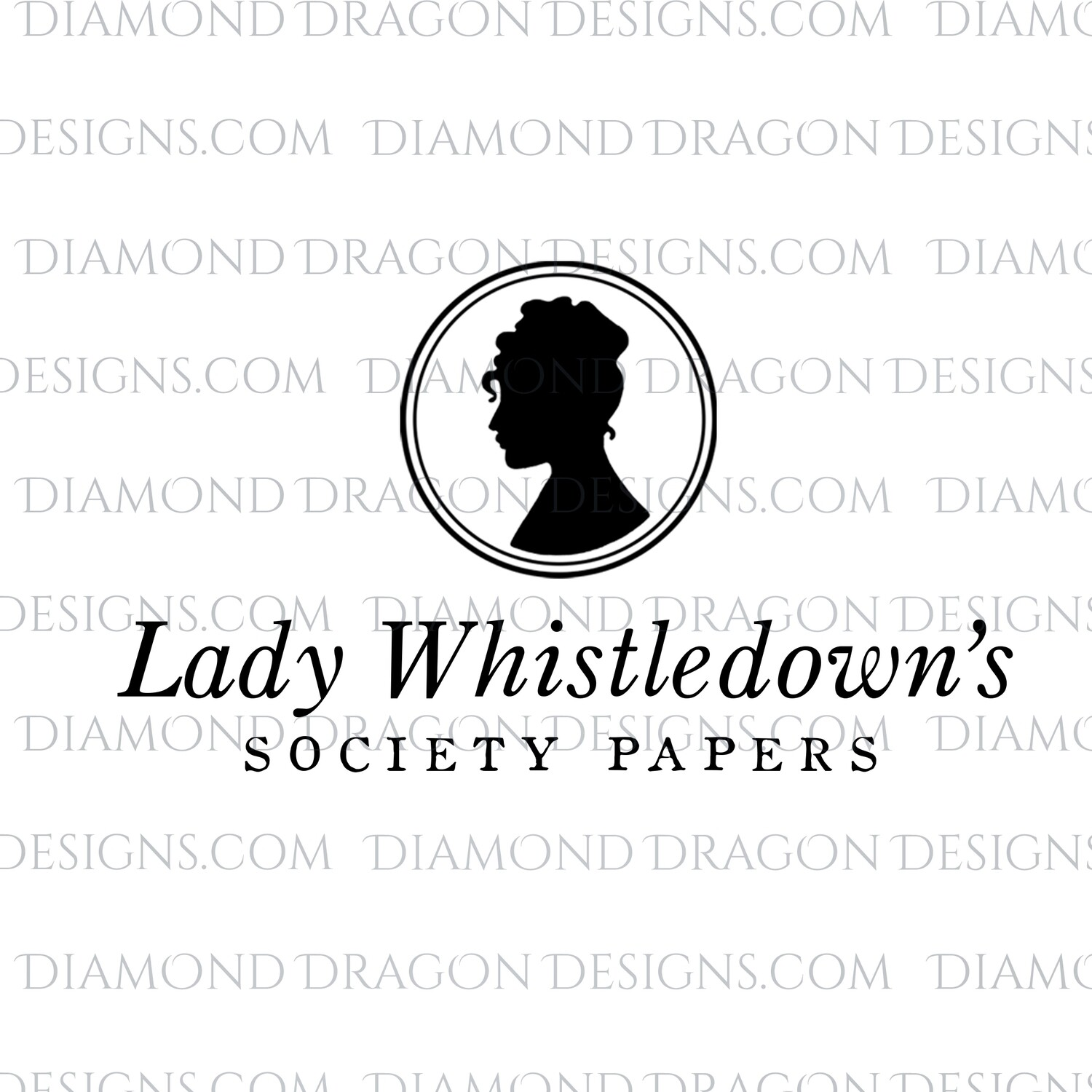 TV - Bridgerton Inspired, Lady Whistledown's, Waterslide