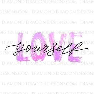 Valentines - Love Yourself, Waterslide