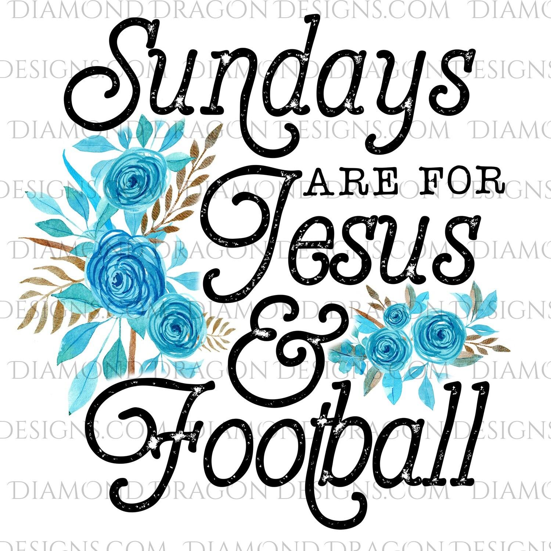 Faith - Sundays are for Jesus & Football, Waterslide
