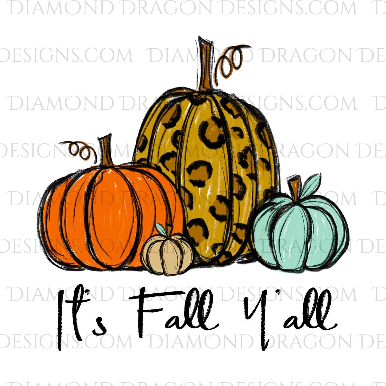 Fall - It's Fall Y'all, Waterslide