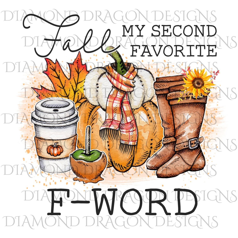 Fall - My second favorite F Word, Fall Favorites, Pumpkins, Waterslide