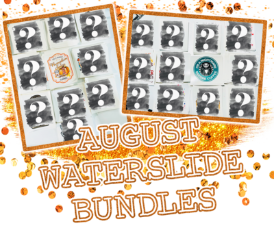 August Waterslide Bundle - Limited Quantity Available