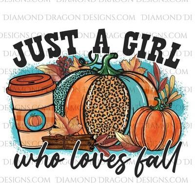 Fall - Girl Who Loves Fall, Waterslide