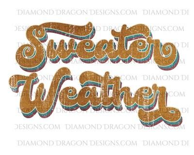 Fall - Sweater Weather, Waterslide