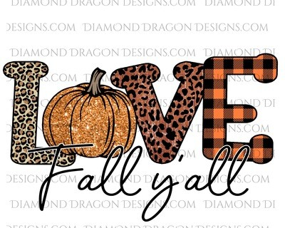 Fall - LOVE Fall Y'all, Waterslide