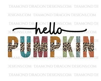 Fall - Hello Pumpkin, Waterslide